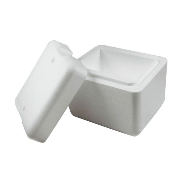 high density eps cooler with lid