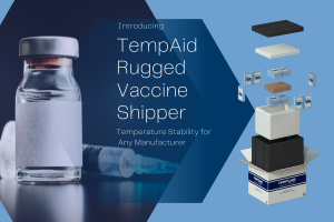 TempAid Qualified Vaccine Shipper - Featured Image