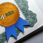 ISTA-Certificate